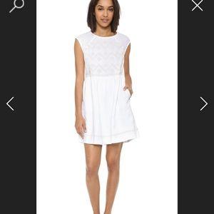 Madewell Sandwave Cotton dress